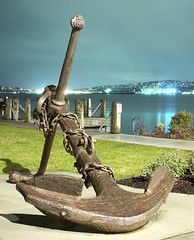 Anchor at Alki | by lindes