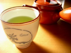 mornig green tea | by Kanko*