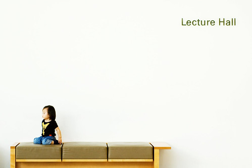Lecture Hall | by Anna Psalmond
