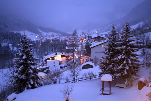 Christmas Land   While we were on our way to Austria we ...