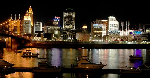 Cincinnati Skyline | by Stigs