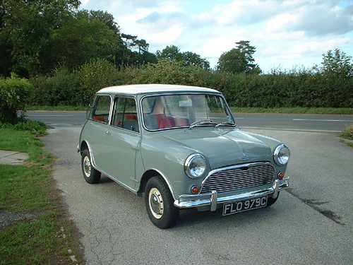 austin mini cooper s 1965 a for sale sussex sports car flickr. Black Bedroom Furniture Sets. Home Design Ideas