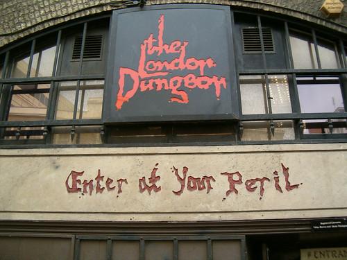 The London Dungeon Museo Del Terror Situado Camino Al