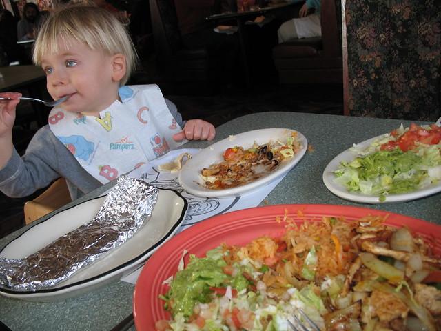Lunch With Pancho Villa Joke