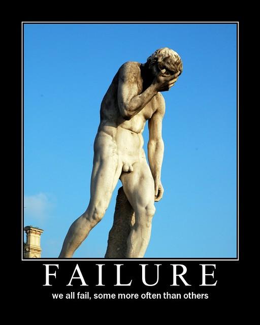 Exam failure