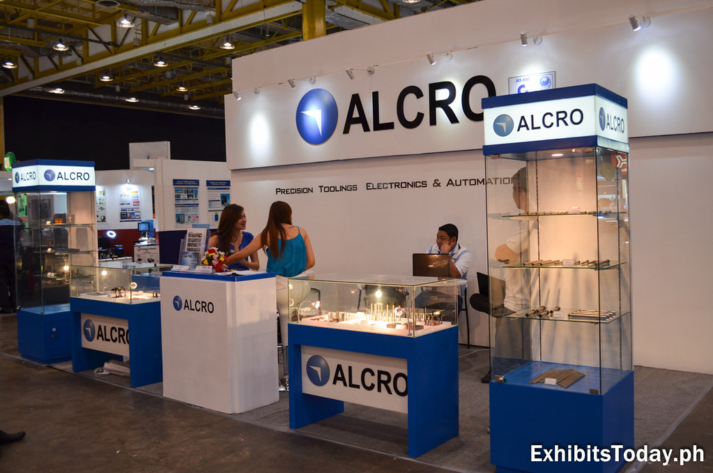 Alcro Exhibit Stand