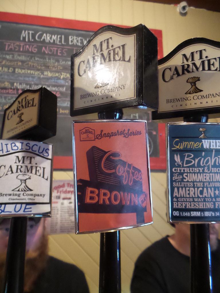 Mt. Carmel Brewing Company