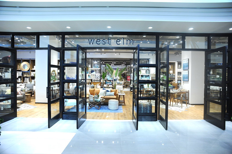 West Elm at Estancia Mall