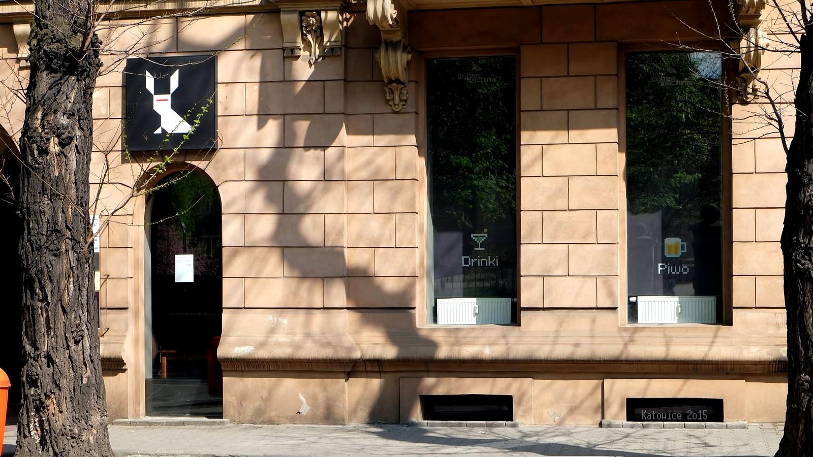 Cybermachina, Damrota, Katowice, Polska