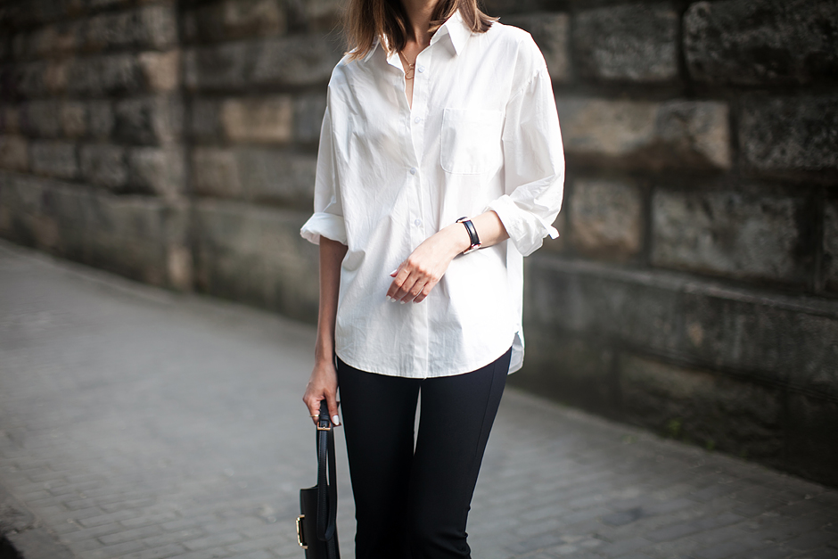 crisp white shirt – Fashion Agony | Daily outfits, fashion trends ...