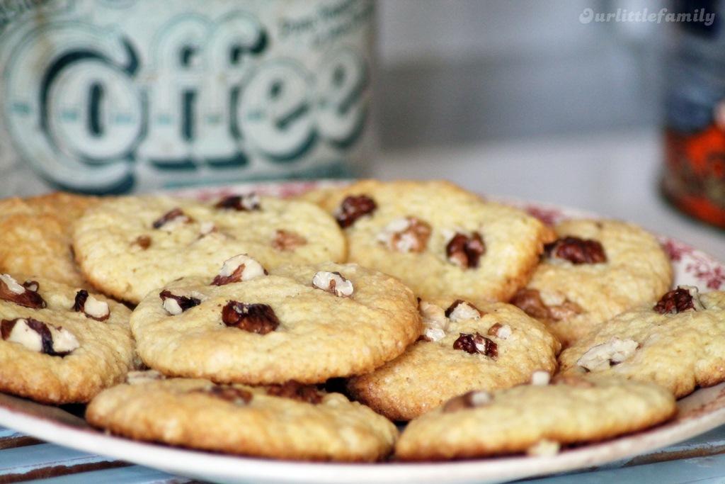 cookies aux noix 3