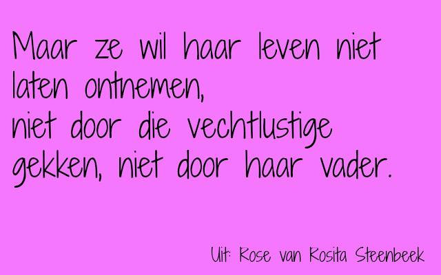 Quote Rose