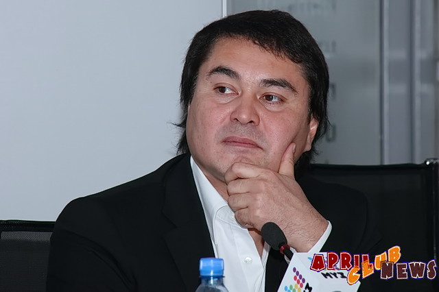 Арман Давлетяров