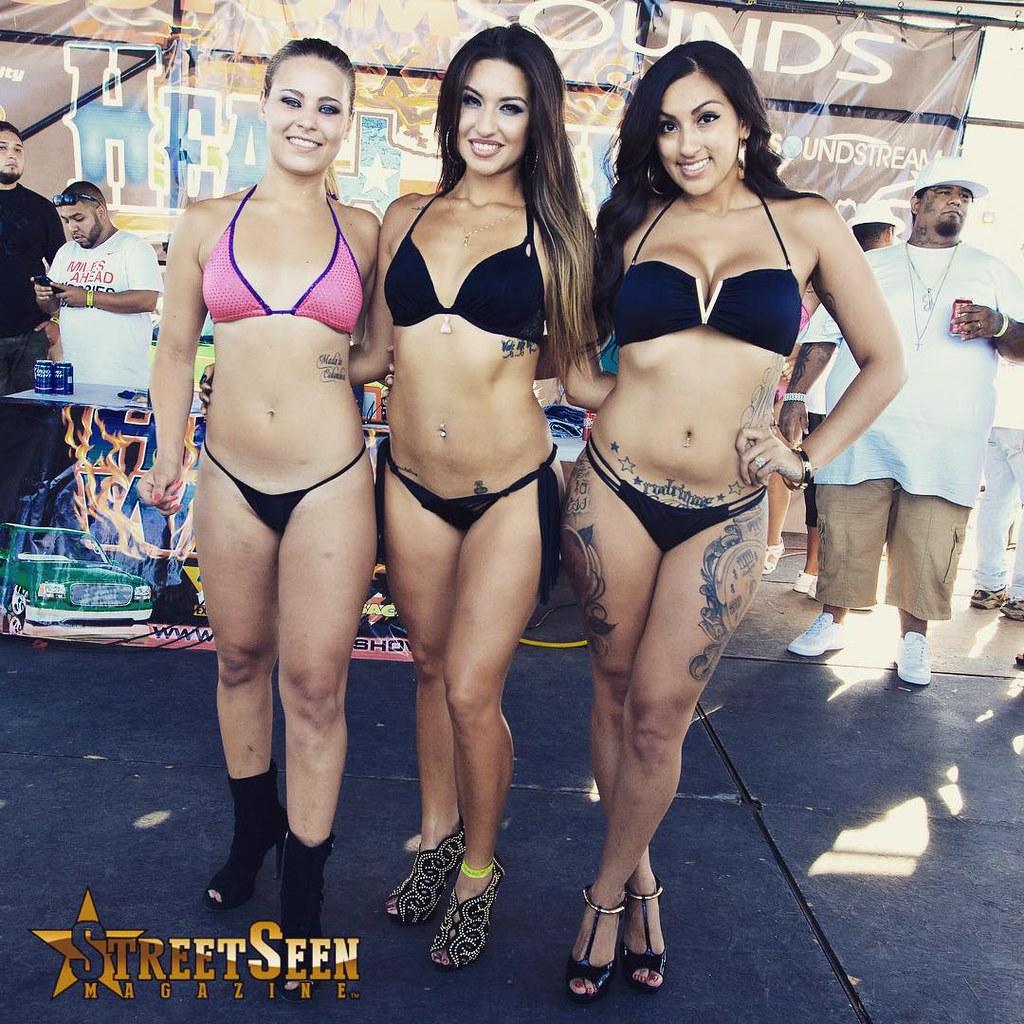 weekly bikini contest