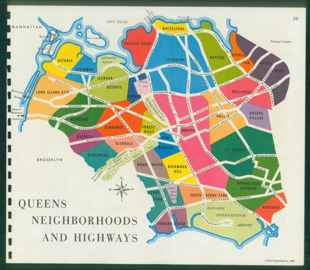 New York City Map  Locate Yourself In The City  U2013 Blog Da