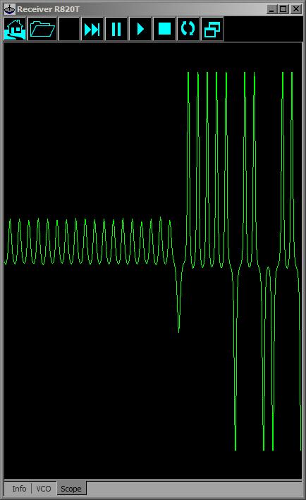 Unitrunker Low Health On P25 Control Channel