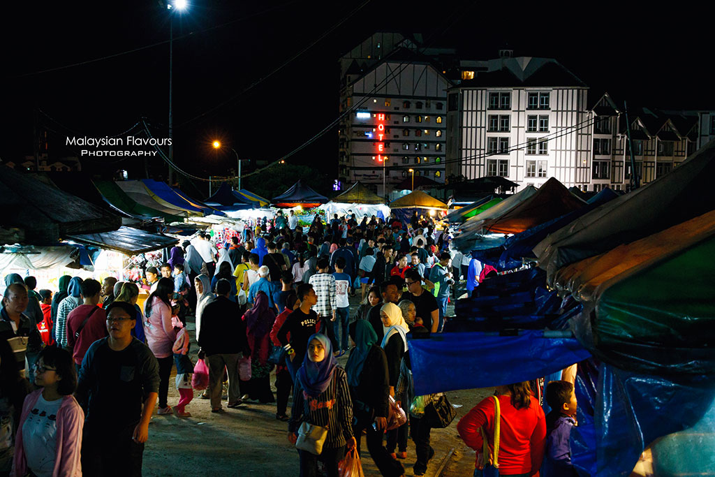 brinchang night market