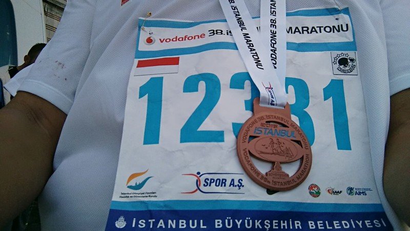 Finisher 15k
