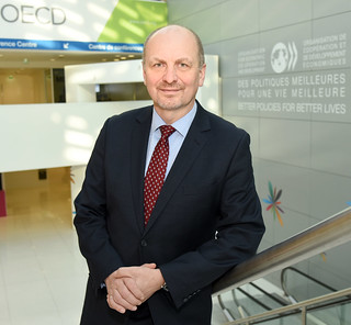 Petr Gandalovic, Ambassador of the Czech Republic to the OECD | by Organisation for Economic Co-operation and Develop