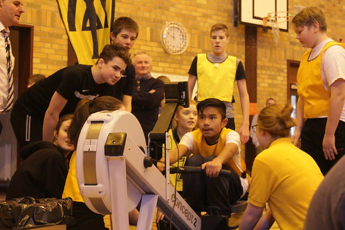 Inter House Rowing 2016-17