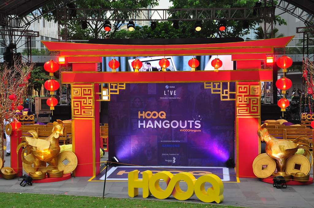 HOOQ hangouts Mano Po 7 Chinoy Movie