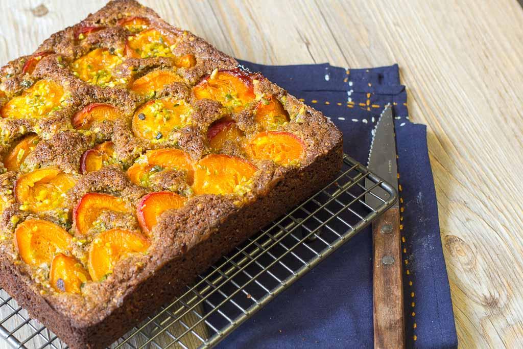 Aprikosenkuchen orientalisch-3