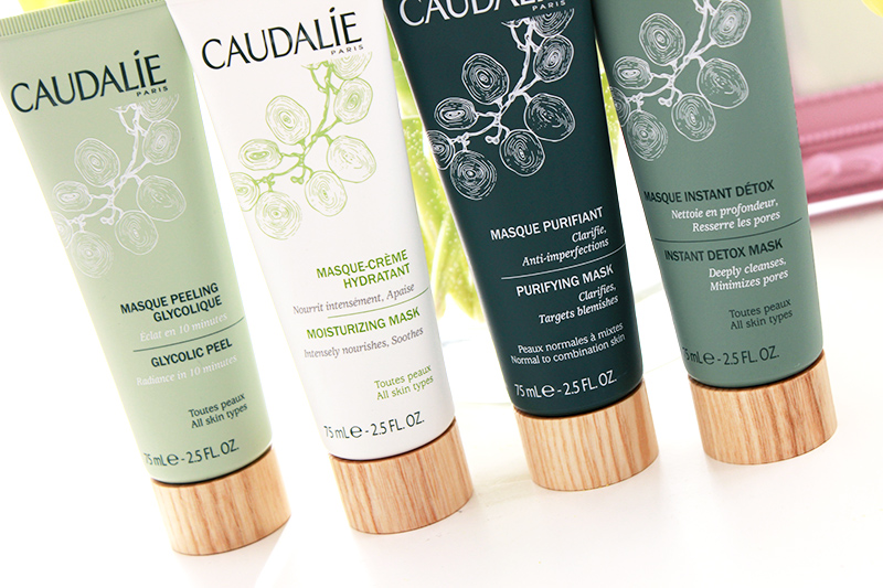 The Rave: Caudalie's New Face Masks