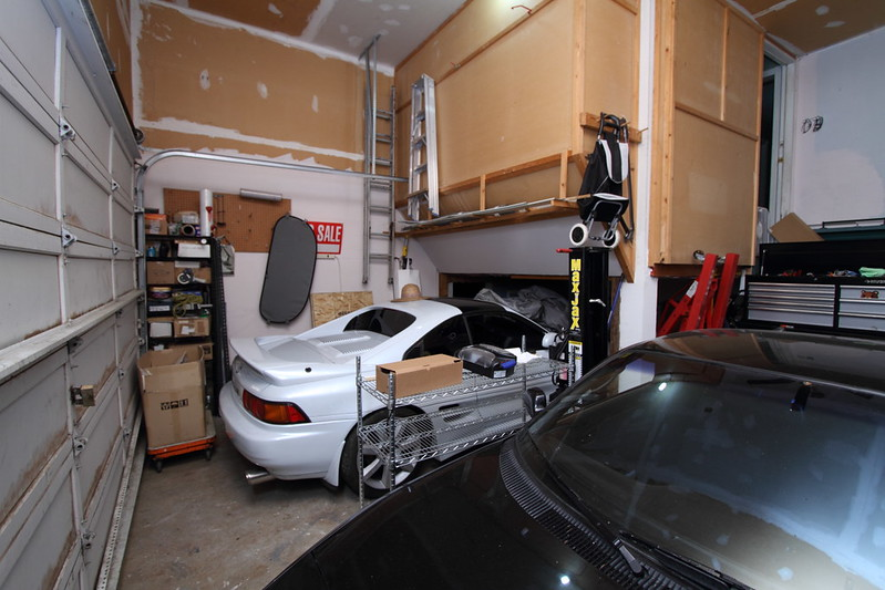 Post your man cave garage thread for 2 car garage man cave