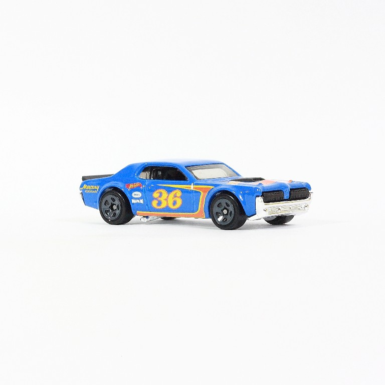 '68 Mercury Cougar - Hot Wheels