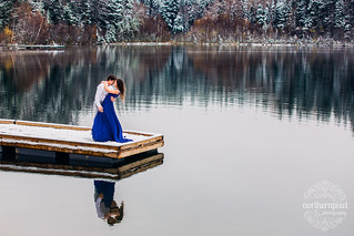 Romantic Winter Engagement Session - Prince George BC | by Shauna Stanyer (Northern Pixel)