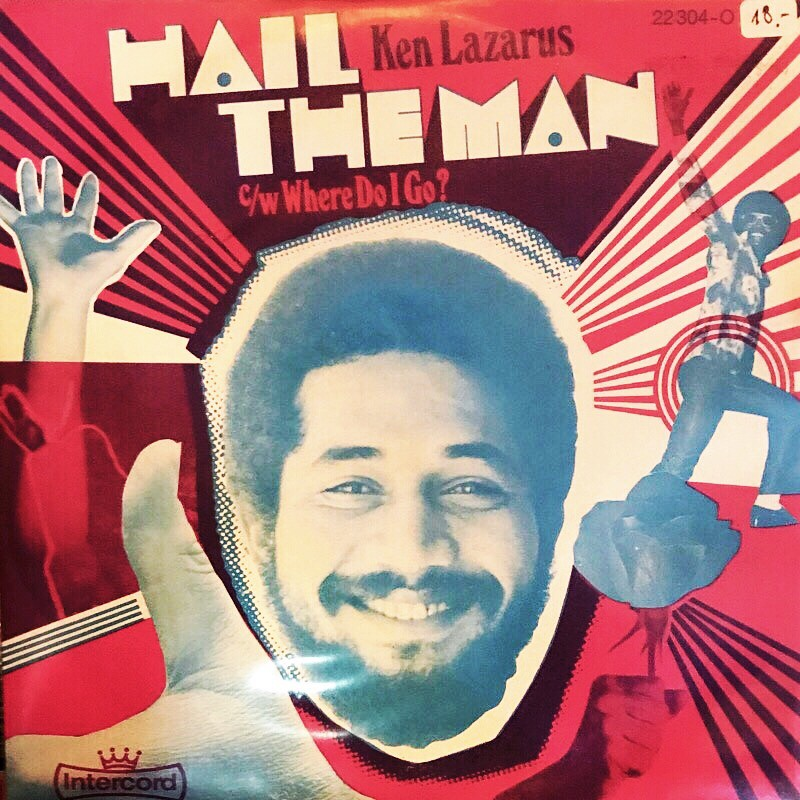Hail the man fonts from the flea market 1038 buro for Buro destruct