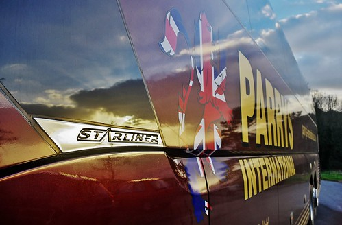 Starliner | Starliner logo and livery detailing on the ...