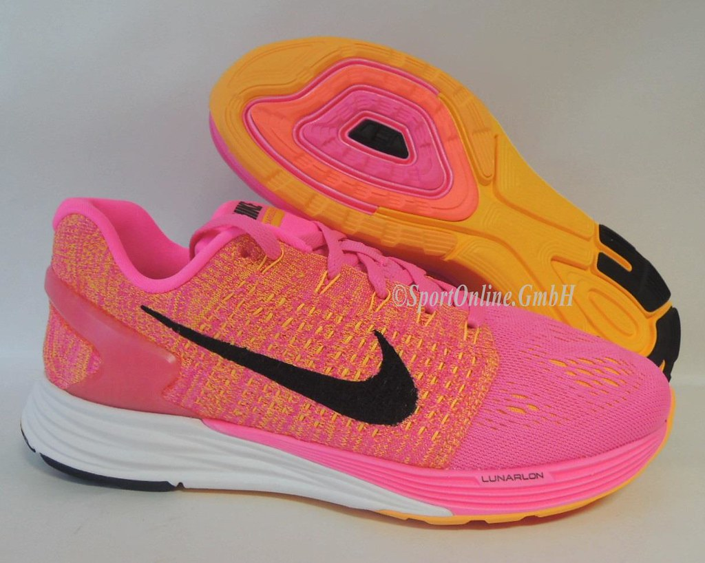 lowest price 3b5c4 10f88 Nike WMNS Lunarglide 7 pink | bayernlady | Flickr