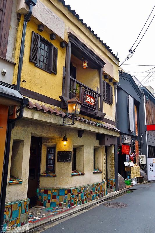 京都 築地咖啡