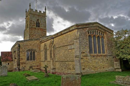 Church of St Mary the Virgin, Wappenham
