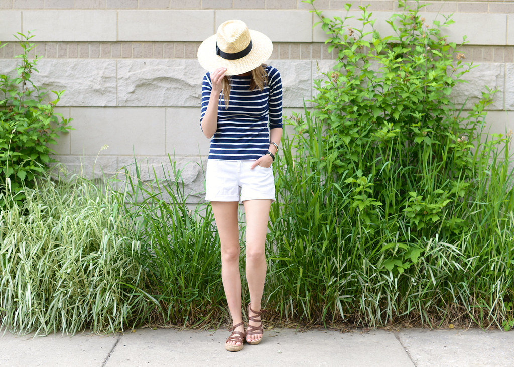 summer hat outfit, brixton-joanna-hat