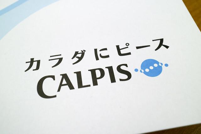 カルピス アンバサダーイベント #発酵のチカラ