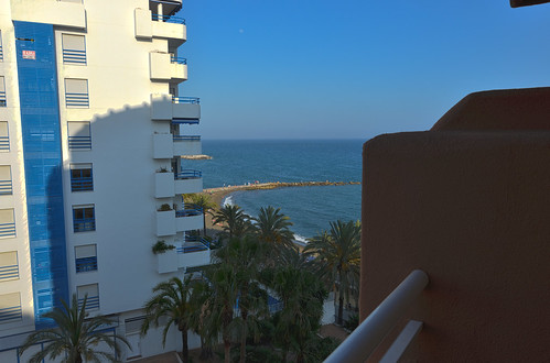 Princesa Playa Balcony View