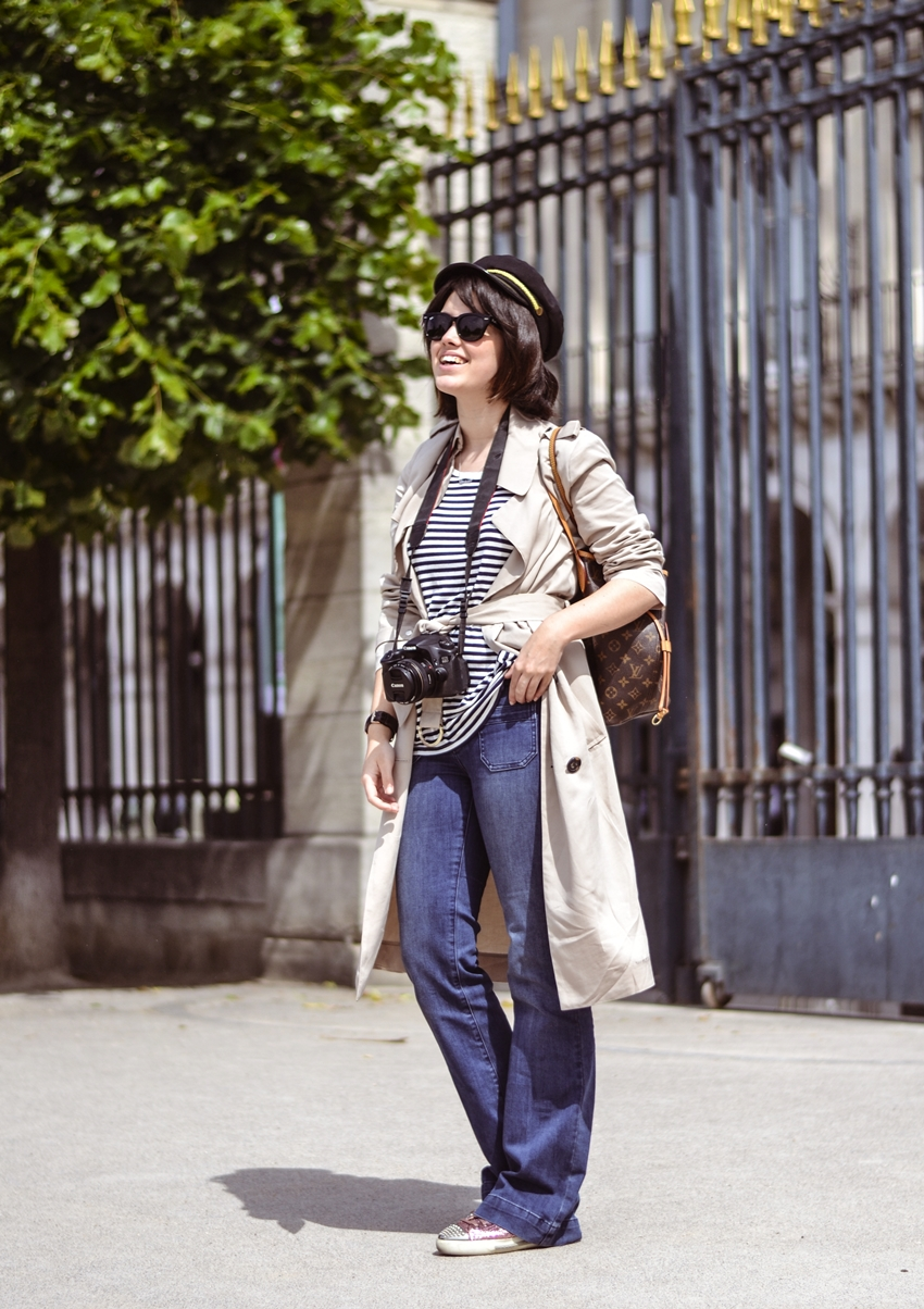 look-para-viajar-trench-la-redoute-brand-ambassador-myblueberrynithsblog