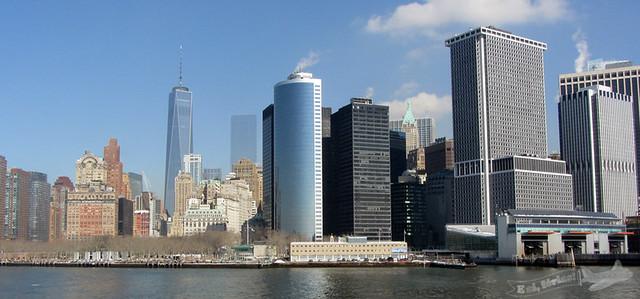 Skyline de Nova Iorque