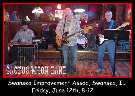 Cactus Moon Band 6-12-15
