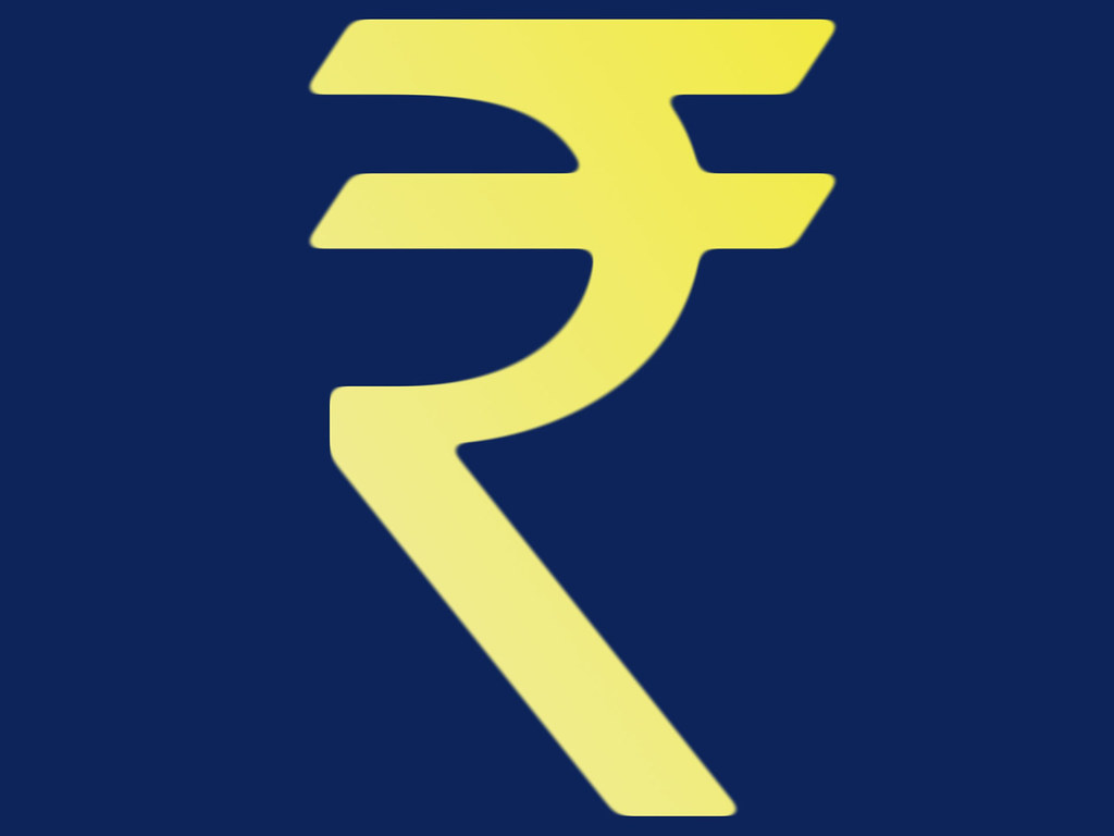 The Indian Rupee Symbol The Indian Rupee Symbol This Is Th Flickr