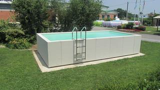 Dolcevita diva 3x6 3 piscina dolcevita diva da 3x6 metri h flickr for Piscine 3x6 prix