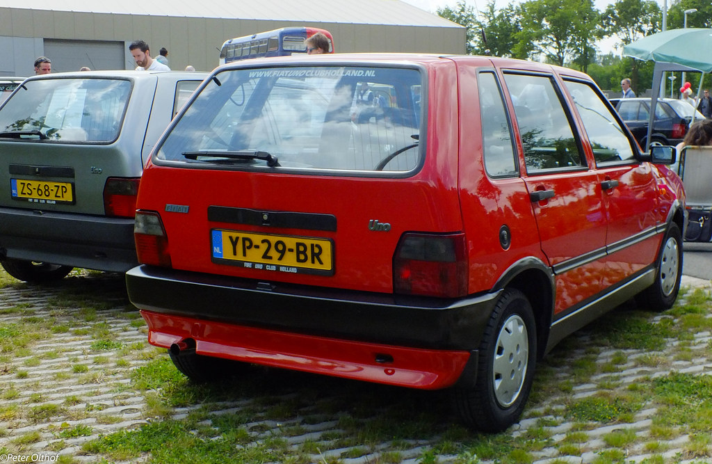 1990 Fiat Uno 75 Sx Ie Youngtimer Event 2015 Flickr