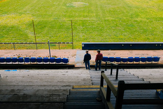 A walk through Civic Stadium | by traskb