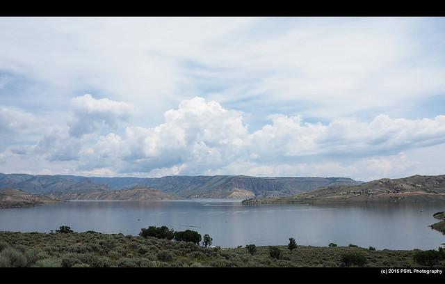 Blue Mesa Lake