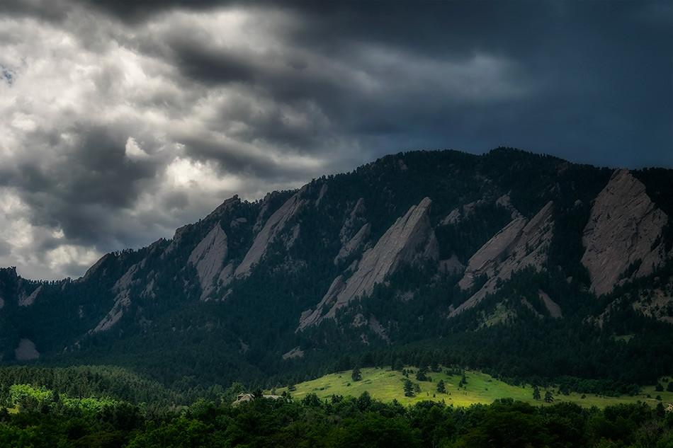 Flatirons, Boulder CO