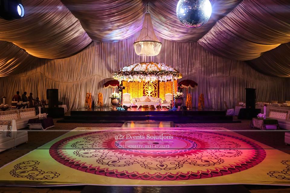 Mehndi Decoration Hall : Best mehndi stages designer stage decoration u flickr