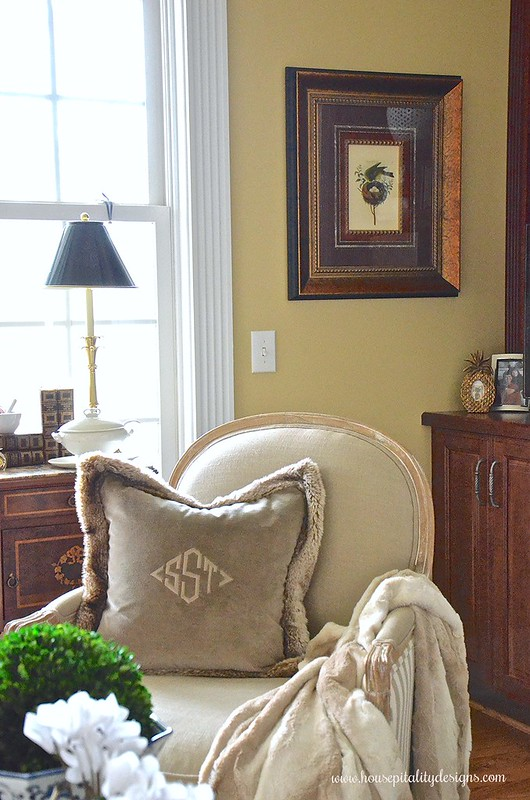 Great Room-French Country Chair-Housepitality Designs