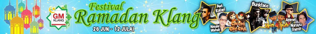 Festival Ramadan Klang 2015 anjuran GM Klang